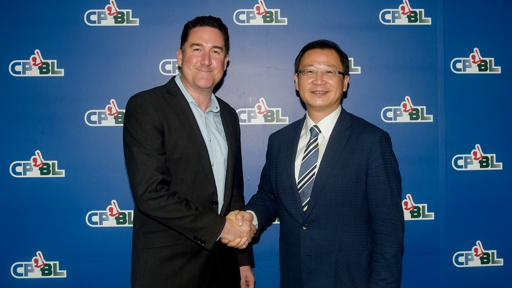Cam Vale, CEO of ABL have expressed interest in forming a team to participate in CPBL