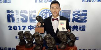 wang po jung 2017 CPBL MVP