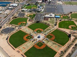 Chinatrust Brothers to hold spring camp in Kino Veterans Memorial Stadium