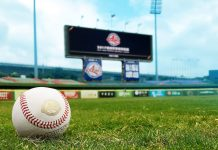 CPBL Taichung stadium field photo