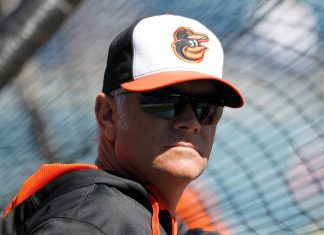 Jim Presley as CPBL Chinatrust Brothers 2018 1st team hitting coach