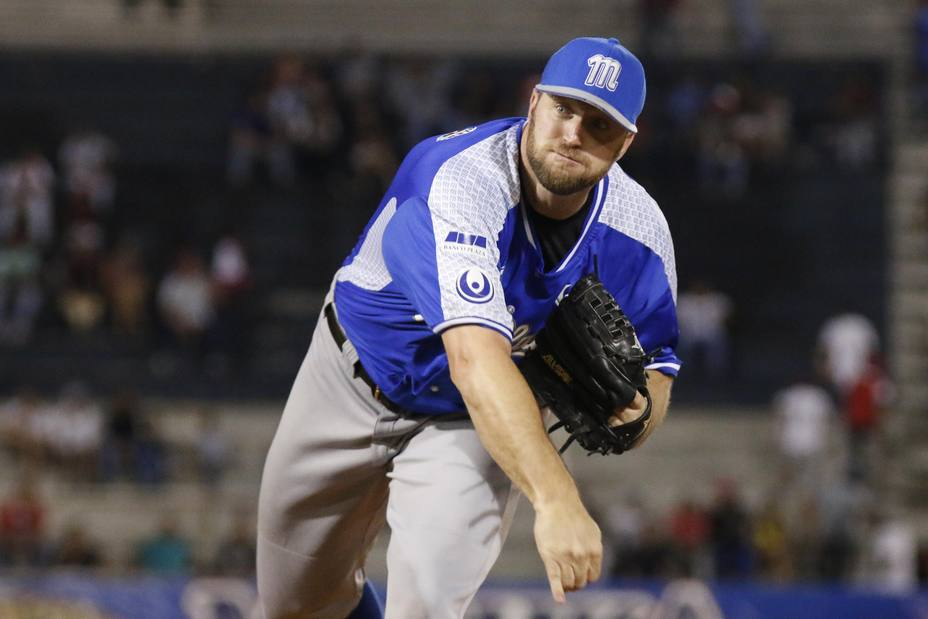 Mitch Lively signed by CPBL Chinatrust Brothers 2018