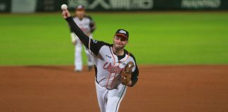 Lamigo Monkeys sign Michael Nix for 2018 CPBL season