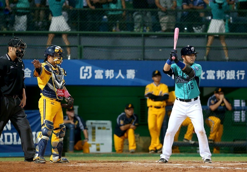 CPBL to adopt new intentional walk rule in 2018