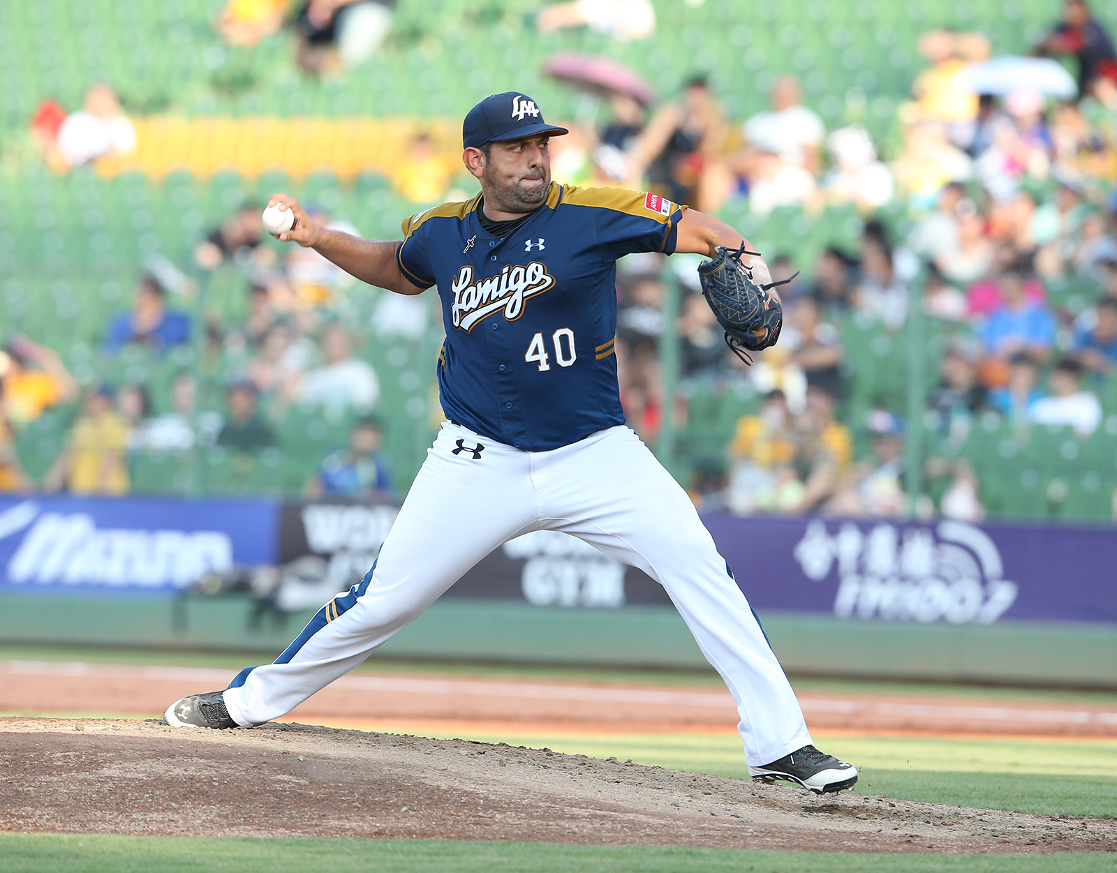Chinatrust Brothers sign Zack Segovia for 2018 CPBL season