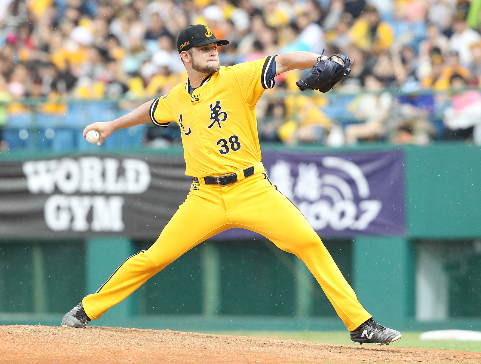 Lamigo Monkeys have sign Bruce Kern for 2018 CPBL season