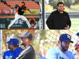 Uni-Lions and Brothers invited Chinen Kohya, Elih Villanueva, Casey Coleman, Carlos Pimentel for CPBL tryout