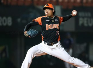 Uni-Lions sign Chinen Kohya as 4th back up pitcher