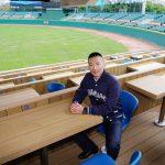 guardians Xinzhuang stadium dining area