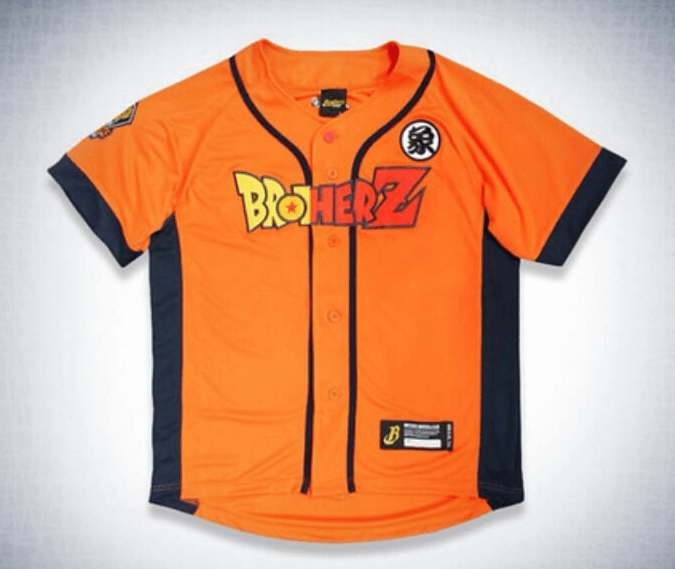421fb905 Chinatrust Brothers Unveil Dragon Ball Z Uniform for Anime Nights ...