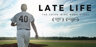 Late life the chien ming wang story poster