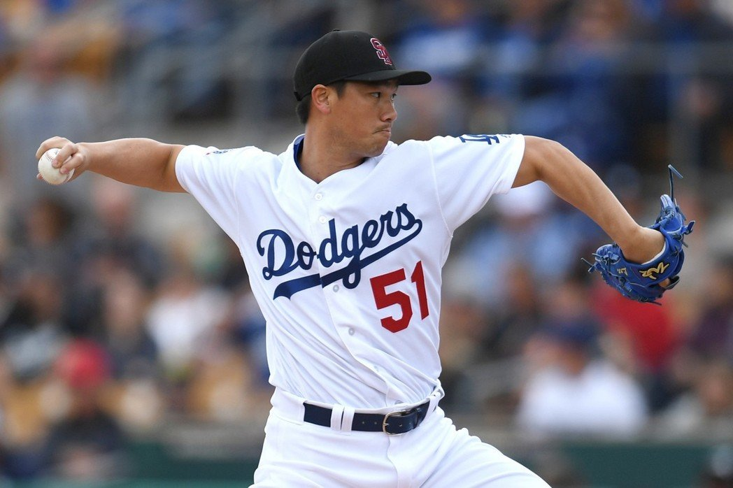 C.C Lee signed a minor league deal with the Dodgers in 2018